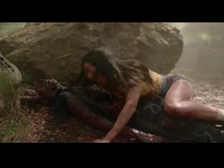 Сара Элизабет Уизерс (Sarah Elizabeth Withers) - Кинотеатр кошмаров (Nightmare Cinema, 2018) HD 1080p Голая Секси!