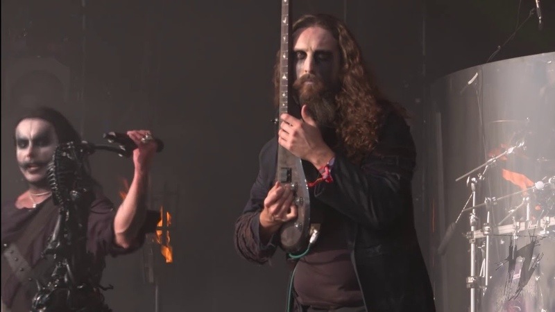 CRADLE OF FILTH Malice Through The looking Glass Live Bloodstock 2019