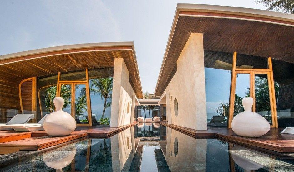 Отель Iniala Beach House на берегу Андаманского моря