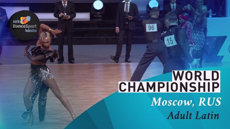 Balan - Moshenska, GER | 2019 World LAT Moscow | R2 PD