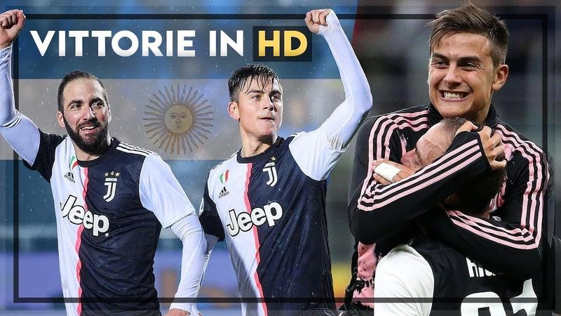Vittorie in HD 🇦🇷 - Le partite in cui Higuain e Dybala sono stati entrambi Decisivi