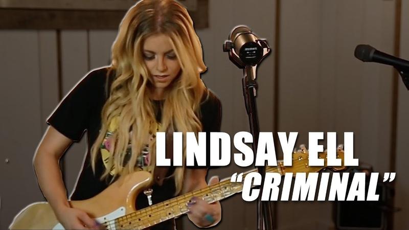 Lindsay Ell Criminal A Stunning One Woman Jam