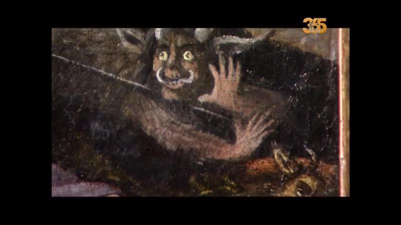 Частная жизнь шедевров Мистическое Рождество Сандро Боттичелли док сериал искусство BBC