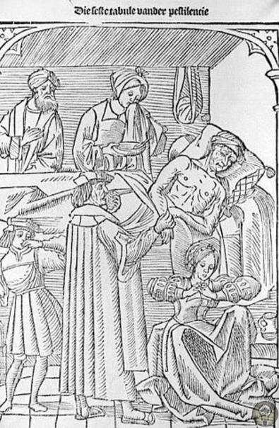 «СОРОК ДНЕЙ»: ИСТОРИЯ КАРАНТИНА Свирепствовавшая в 14 веке в Европе чума заставила принять ограничительные меры по отношению к судам, прибывающим из азиатских и африканских портов. Хотя первые