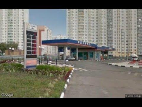 Заправка Петроль на Клыкова