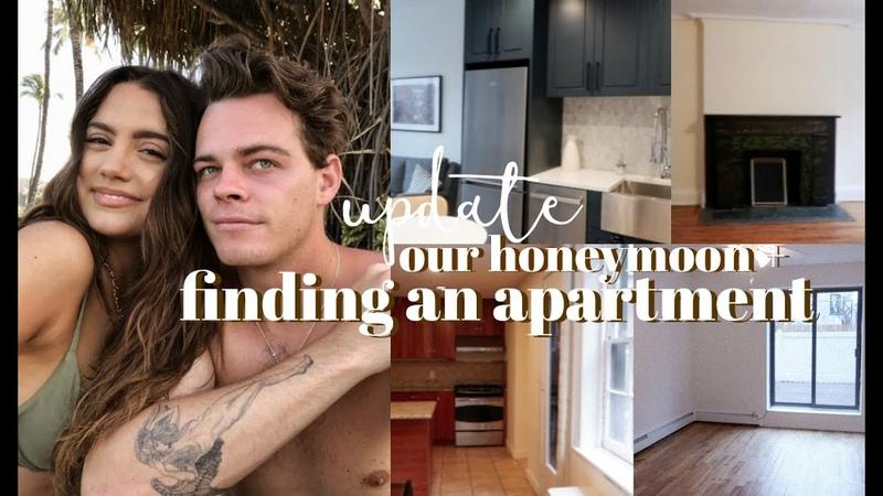 Honeymoon Recap Apartment Hunting in NYC