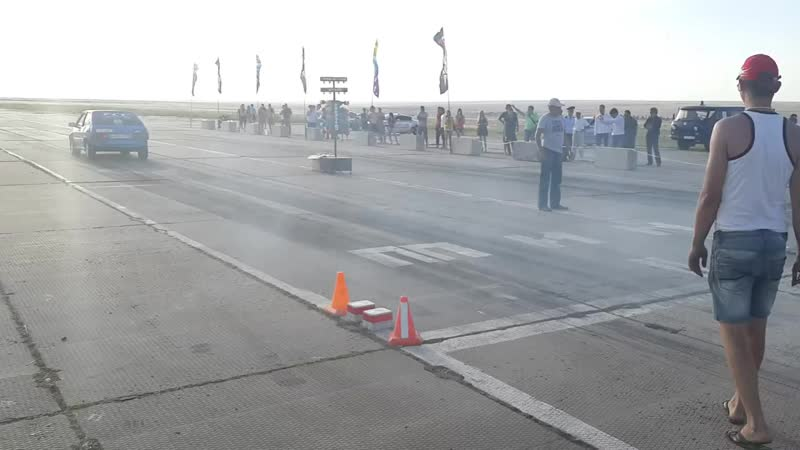 дрег Калмыкия, бой двух наших машин Дави... 4 финала (720p).mp4