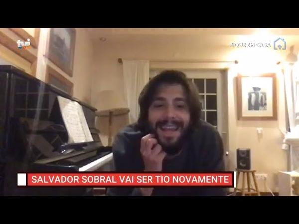 Salvador Sobral all the good girls go to hell Billie Eilish cover entrevista TogetherAtHome