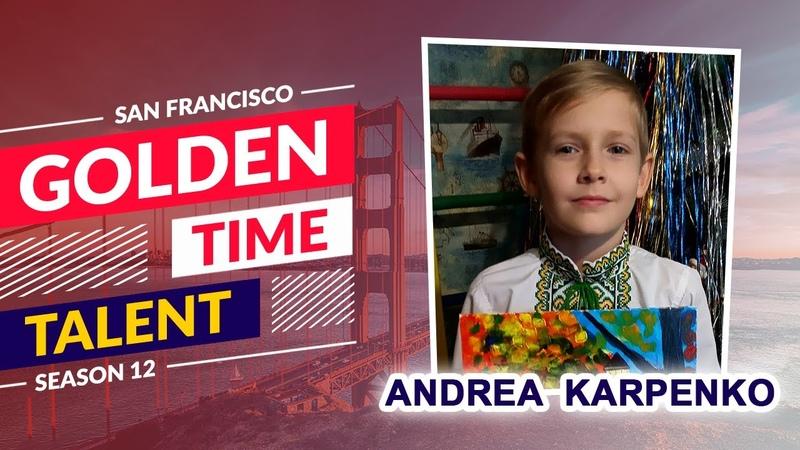 Golden Time Distant Festival | Season 12 | Andrea Karpenko | GTSF- 0901-0285