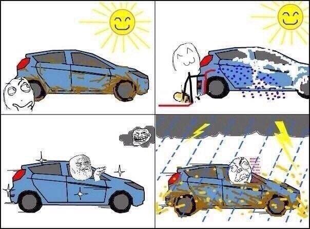 часах чуть когда только помыл машину картинки любом автомобиле замок