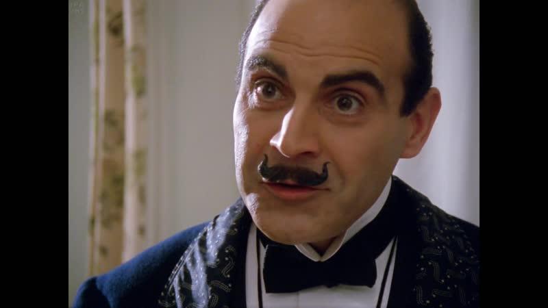 Пуаро Агаты Кристи Agatha Christie's Poirot Сезон 1 серии 5 6 VHS
