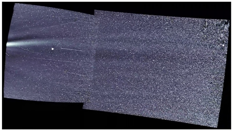 Parker Solar Probe's View of Solar Wind in Nov. 2018