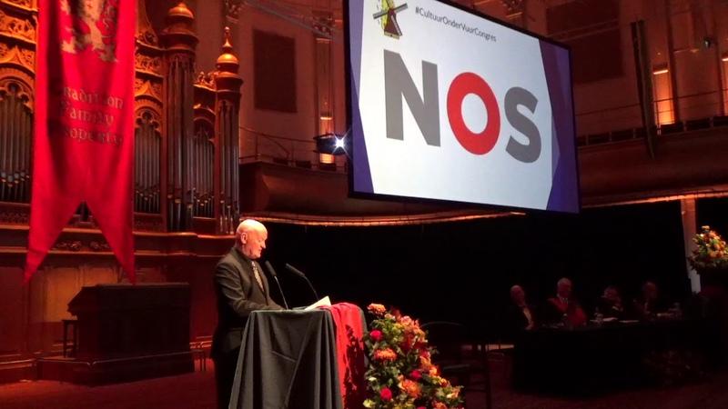 (8367) Arnold Karskens tegen de NOS - Cultuur onder Vuur Congres 2019 - YouTube