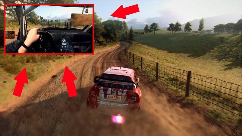 Самая классная карта Dirt Rally 2.0 ThrustMaster TMX Gameplay Onboard