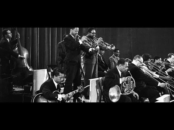1-The Quincy Jones Big Band at The Alhambra. Paris, March 5, 1960.First part.