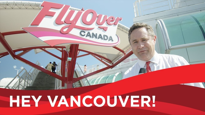 Hey Vancouver! Ever Been To FlyOver Canada?