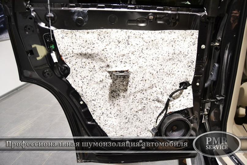 Шумоизоляция Cadillac Escalade ESV, изображение №16