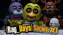 Пять Нохче с Фредди.mov ➤ (Rag_Days Series 1) FNAF PARODY ENG SUBS