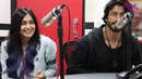 Vidyut Jamwal and Adah Sharma for the movie Commando 3 with RJ Shourya Magic FM Mumbai