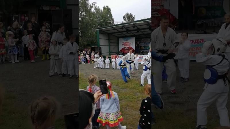 Поединок на Дне города Барнаула