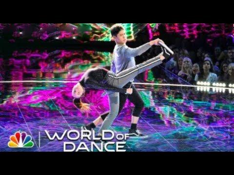 Sean Kaycee All Performances (World of Dance)