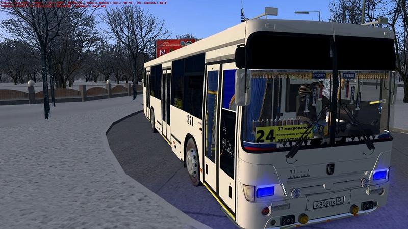 GAZ Mafia OMSI Nefaz 5299 20 33