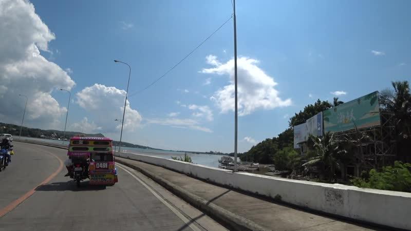 Неможко Филиппин дорога Панглао Бохол