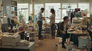 Дамьен хочет изменить мир / Damien veut changer le monde (2019) (комедия)