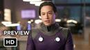 Supergirl Season 6 Jesse Rath - Brainy Featurette HD