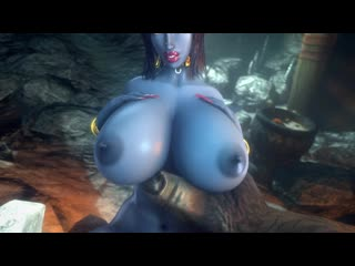 Draenei World_of_Warcraft Sara noname55