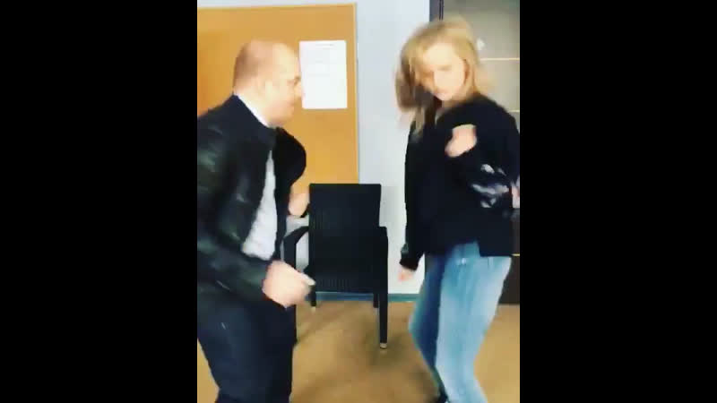 Бурунов и Бортич танцы