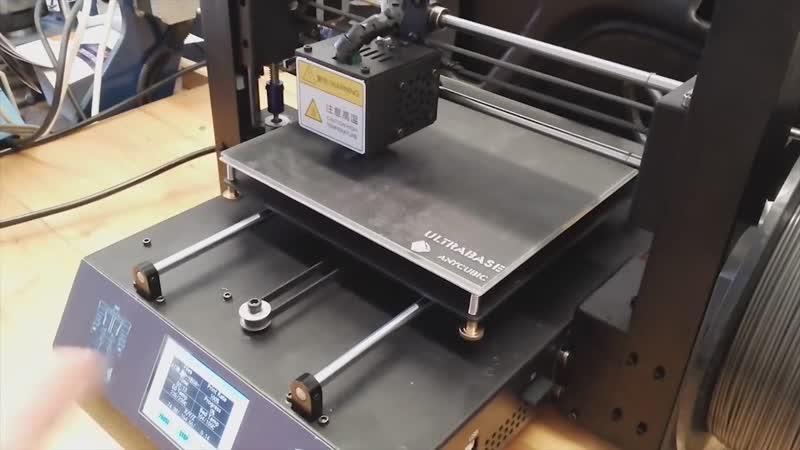 Anycubic I3 Mega - лучший 3D-принтер для начинающих