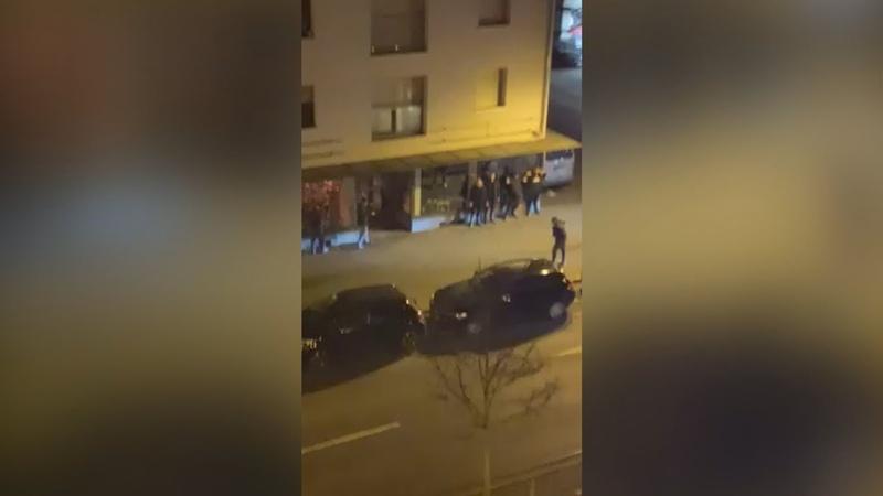 Hessen Elf Tote nach Schüssen in Hanau Bekennervideo aufgetaucht