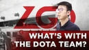 Pan Fei LGD General Manager Interview about the LGD Dota Team
