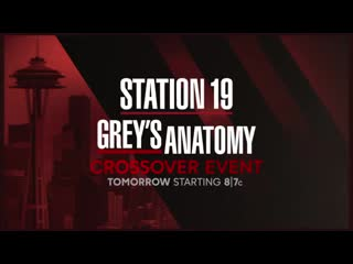 Grey's Anatomy + Station19 Crossover