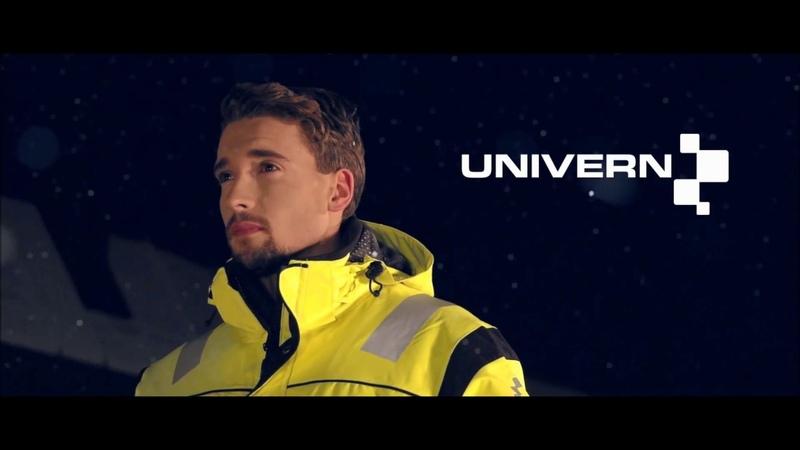 Univern ProTec 87125 jacket waterproof windproof and breathable EN ISO 20471