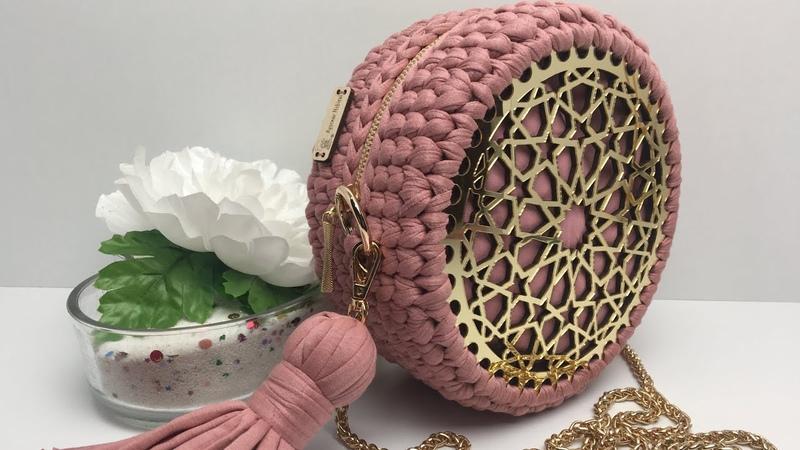 Pleksi Makaron Çanta Yapımı Plexi Macarons Bag