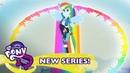 Run to Break Free ft Rainbow Dash Music Video 🎶 MLP Equestria Girls Season 2