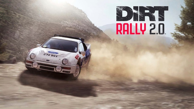 Dirt Rally 2 0 PGT Historic Rally Trophy R11 Rallye Cote d'Ivoire