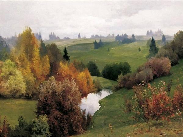 Ф.И. Тютчев Осенний вечер