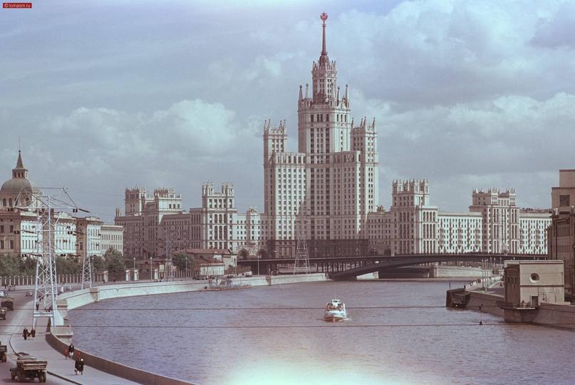 Сталинский дворец для партийцев