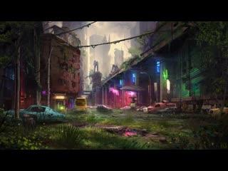 Апокалиптический город / apocalyptic city