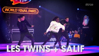 LES TWINS + SALIF / [4K] / Red Bull Dance Your Style World Finals 2019 /