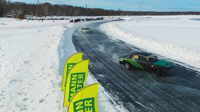Финал зимнего чемпионата Урала по дрифту ULD 2019
