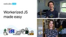 Workerized JS made easy