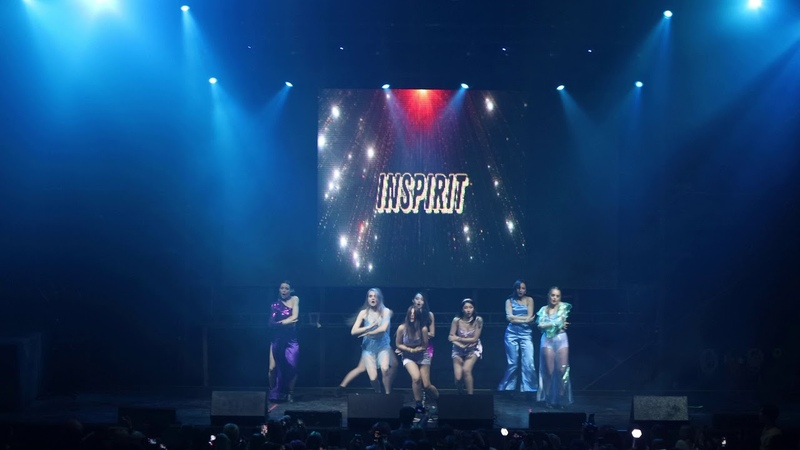 INSPIRIT Dance Group TWICE Feel Special Autumn IdolCon 2019