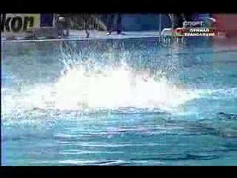 Russia Combo WC Melburn Synchronized Swimming