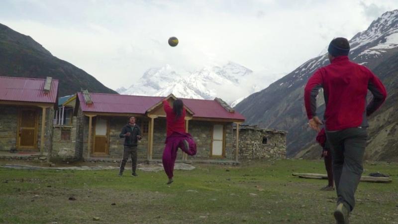 Nepalese locals
