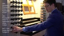 Demo of the Bach Organ at the Thomaskirche in Leipzig, Germany