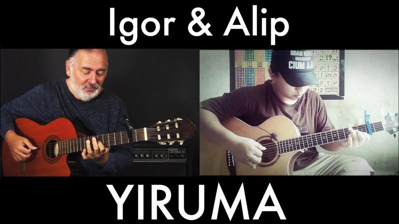 River Flows In You - Yiruma (이루마) - Igor Presnyakov Alip Ba Ta